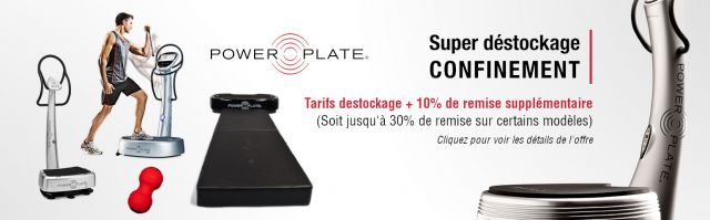 Powerplate Achat Vente Suisse SAV Réparations my3 my5 my7 pro5air pro7